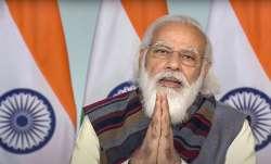 PM Modi greets people on statehood days of Manipur, Tripura, Meghalaya