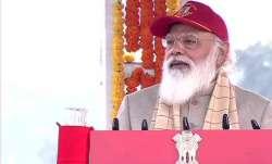 Prime Minister Narendra Modi said