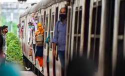 Mumbai: Man pushes wife out of local train, dies