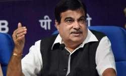 Union Road Transport and Highways Minister Nitin Gadkari
