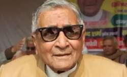 Senior-most ex-MLC Om Prakash Sharma passes away in UP