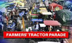 farmers tractor rally