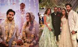 #VarunKiShadi: Varun Dhawan ties the knot with Natasha