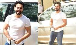 Varun Dhawan reaches his wedding venue in Alibaug