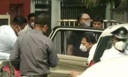 CBI interrogates TMC MP Abhishek Banerjee's wife Rujira