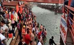 Kumbh Mela Haridwar 2021: Legal action to be taken against COVID-19 SOP violators