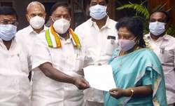 Puducherry president rule