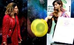 Netizens, Celebrities support Rubina Dilaik after she throws water on Rakhi Sawant