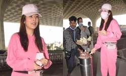 Shehnaaz Gill celebrates birthday with paparazzi