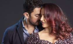 Aamir Khan poses with 'Queen of dance floor' Elli AvrRam in first look of Koi Jaane Na