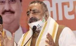 Giriraj Singh, fisheries ministry