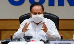 We are in the endgame of COVID-19 pandemic in India: Harsh Vardhan