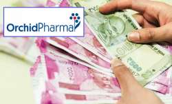 Orchid Pharma share price, Orchid Pharma share record