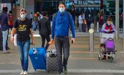 Kolkata, Air passengers, travelling, Delhi, UP, MP, Gujarat, Chhattisgarh, west Bengal, negative COV