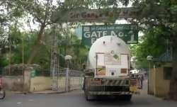 gangarma hospital oxygen