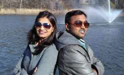 Indian techie, pregnant wife found dead in US, 4-year-old
