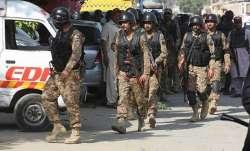 Pakistan Clash