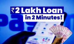 paytm loan rs 2 lakh in 2 minutes