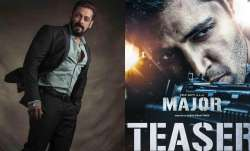 Salman Khan, Mahesh Babu & Prithviraj to launch teaser of Major; see Nani's early reaction