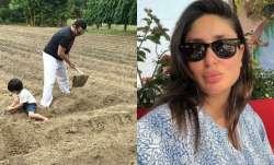 Kareena Kapoor khan, Saif Ali Khan, Taimur