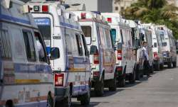 noida ambulance services