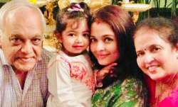 Aishwarya Rai Bachchan treats fans with unseen picture of daughter Aaradhya on Mother's Day 2021