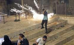 Jerusalem violence
