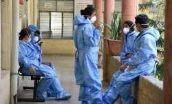 Delhi hospital, COVID induced black fungus cases, coronavirus pandemic, covid second wave, corona ne
