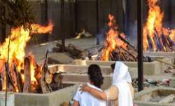 COVID-19 case surge, crematorium workload, crematorium staff, Madhya Pradesh, Indore, coronavirus pa