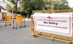Delhi sees over 1,349 per cent jump in COVID-19 containment