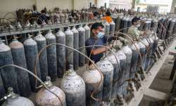 oxygen supply in uttar pradsh