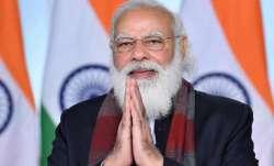 PM Modi congratulates Mamata Banerjee on taking oath as