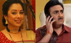 Anupamaa slides down, Taarak Mehta Ka Ooltah Chashmah re-enters in Top 5