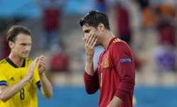Alvaro Morata, euro 2020, spain vs sweden
