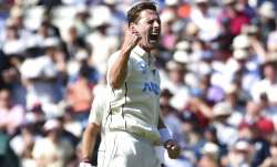 New Zealand's Matt Henry