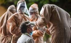 Delhi coronavirus cases