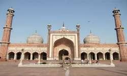 dust storms, Jama Masjid, mosque structure, structure damage, urgent intervention, experts, Shahi Im