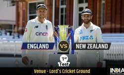 England vs New Zealand 1st Test Day 3: Follow live updates from ENG vs NZ 1st Test Day 3 at Lord's,