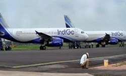 IndiGo Aircraft damaged, IndiGo Aircraft damaged Ahmedabad airport
