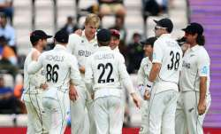 WTC Final, Day 3 | Jamieson, Conway put New Zealand in front against India
