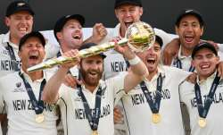 WTC Final   'Nice to get one under the belt': Williamson says win 'special' for New Zealand cricket