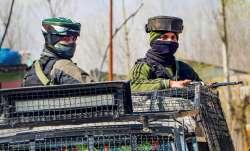J&K: Encounter between militants, security forces in