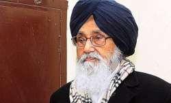 Kotkapura police firing: Former Punjab CM Parkash Singh