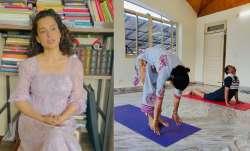 Ahead of International Yoga Day Kangana Ranaut reveals how she inspired her family to start yoga