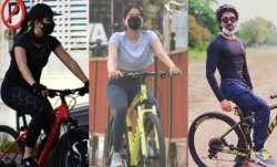 World Bicycle Day: Janhvi Kapoor, Katrina Kaif