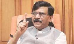 "Shiv Sena's Sanjay Raut said, ""Are the CBI and the ED"