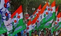 At the district's Illambazar area, the disgruntled BJP