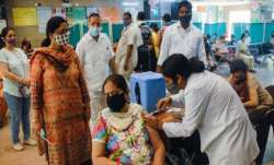 Over 47 lakh COVID vaccine doses administered on day one of revised guidelines