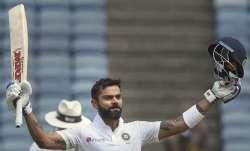 India skipper Virat Kohli