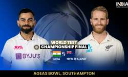 Live Blog India vs New Zealand WTC Final Day 5: Follow Live Updates and commentary of Day 5 of World